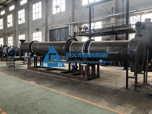 1010滚筒烘干机 铝屑烘干机发往广州