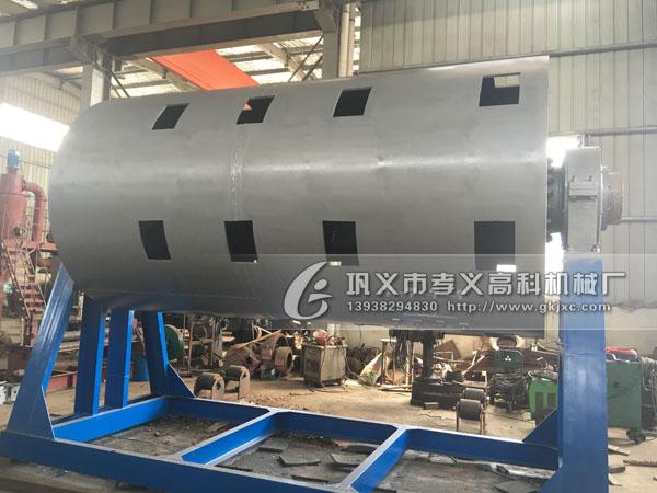 2-80目高纯硅砂加工设备,高科机械新型亿博体育官网制砂生产线