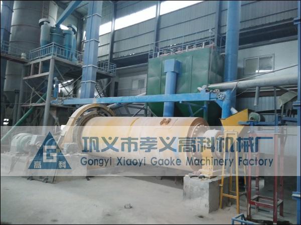 影响钾长石磨粉生产线产量的因素