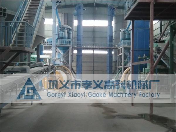 日产200吨钾长石磨粉生产线多少钱